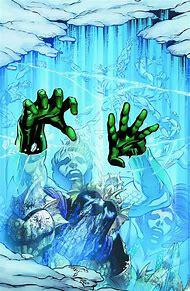 Aquaman DC Comic Book