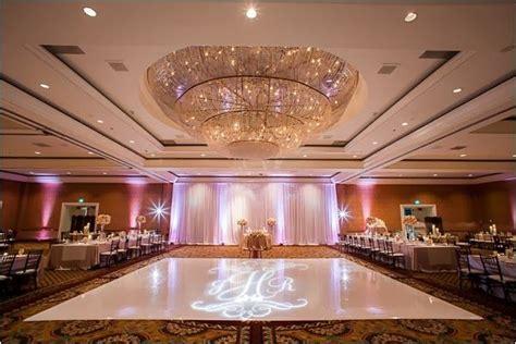 elegant ballroom wedding   fairmont luxury resort