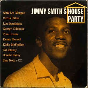 Jimmy Smith  House Party (vinyl, Lp, Album) At Discogs