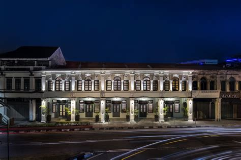 Residencias Loke Thye Kee  Ministry Of Design
