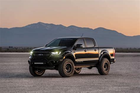 2019 Ford Velociraptor by 2019 Ford Ranger Upgrade Hennessey Performance