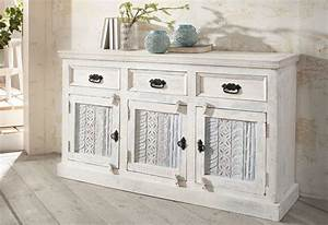 Sideboard 140 Cm Breit : sit sideboard white 140 cm breit online kaufen otto ~ Frokenaadalensverden.com Haus und Dekorationen