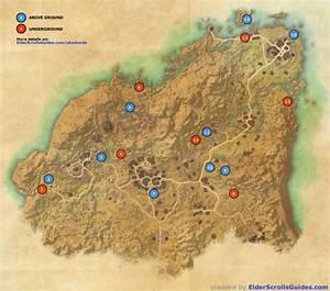 Rivenspire Skyshards Map Elder Scrolls Online Guides