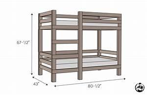 2x4 Bunk Bed » Rogue Engineer