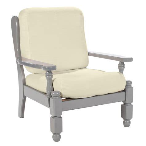 housse de canapé blanche housse fauteuil rustique blancheporte
