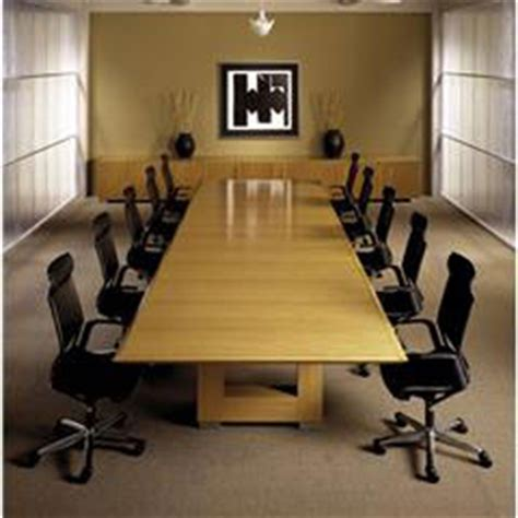 used rectangular conference room tables from rof inc