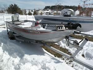 1988 Sea Nymph Fishing Machine 14 U0026 39  Boat Sn