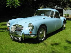 1960 Mg Mga 1600 Coupe  Ghd93046    Registry   The Landy