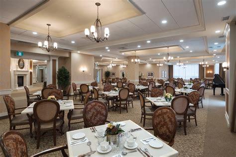 Main Dining Room  All Seniors Care