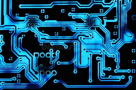 Circuit Board Background Stock Photo Image Engineer