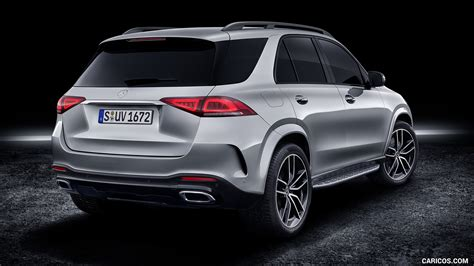 We might be nitpicking, but at this price level, we really think keyless go, heated front seats, metallic paint and the. 2020 Mercedes-Benz GLE AMG Line (Color: Iridium Silver) - Rear Three-Quarter   HD Wallpaper #56
