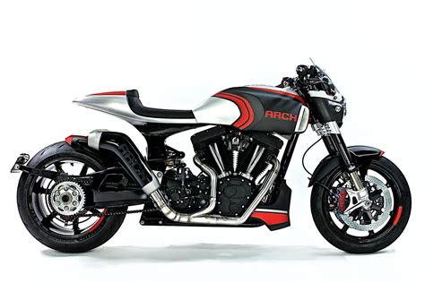 Arch 1s Motorcycle And Method 143 Concept Unveiled At