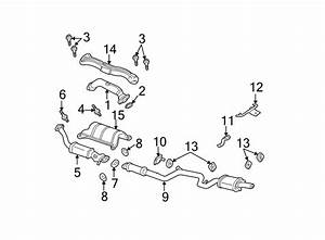 Chevrolet Monte Carlo Exhaust Pipe  3 4 Liter  Monte Carlo