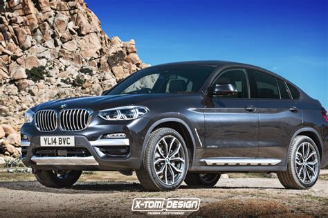 Bmw X4 2019 by 2019 Bmw X4 Rendered Accurately Using X3 Cues