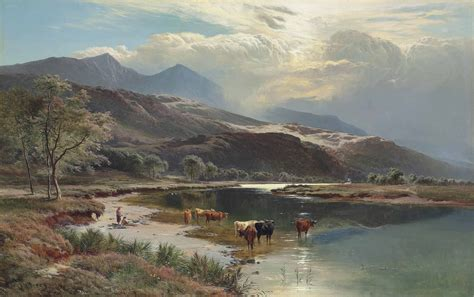 sidney richard percy   cader idris north
