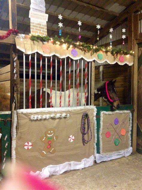 ideas  horse stall decorations  pinterest