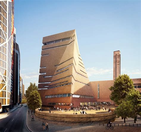 herzog and de meuron tate modern expansion set to open june 24 archpaper