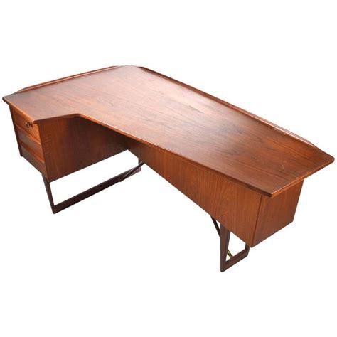 danish modern desk l peter lovig danish modern desk for sale at 1stdibs
