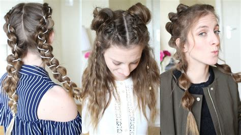 3 Boho Hairstyle Ideas ( Perrie Edwards Inspired