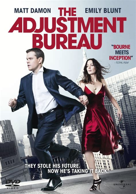 the adjustment bureau unbidden thoughts from the underemployed the adjustment bureau 2011