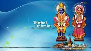 Vitthal Rukmini HD Wallpaper, Images Full Size Download