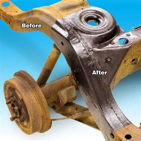 rust converter paint jeep turns eastwood truck into metal body quart auto repair stops coating stopper residual konverter wrangler samson
