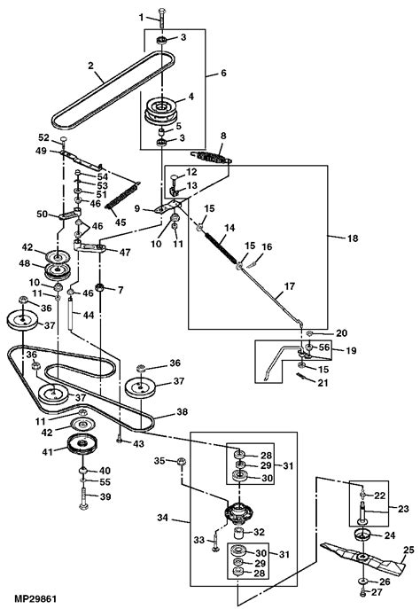 jd 265 lawn tractor diagram jd free engine image for