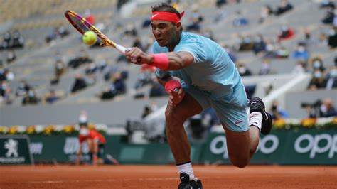 Second seed Rafael Nadal eases into French Open third ...
