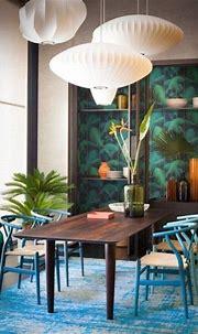 Fresh Tropical Home Decorating Ideas 56 | Deco, Décoration ...