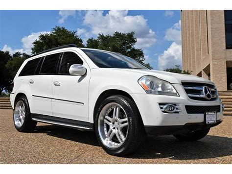 Though we have thousands of other vehicles available right now. 2009 Mercedes-Benz GL450 for Sale   ClassicCars.com   CC-1038607