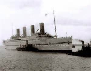 Hospital Ship Britannic