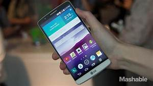 LG G3 Hands On: It's All About the Screen