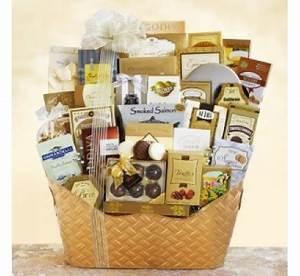 Ultimate Christmas Basket Corporate Gift