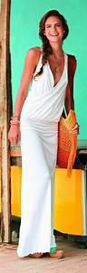 la robe longue d39ete 65 belles variantes With robe longue pas cher d été