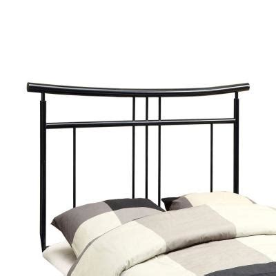 Footboards Only by Size Combo Headboard Or Footboard Only In Black