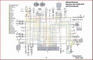 Wiring Diagram For 1998 Polaris Sportsman 500