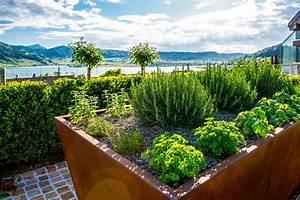 Hochbeet Im Garten : das garten hochbeet als design objekt arnold gartenbau ~ Lizthompson.info Haus und Dekorationen