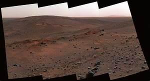 APOD: 2005 May 2 - Methuselah Outcrop on Mars