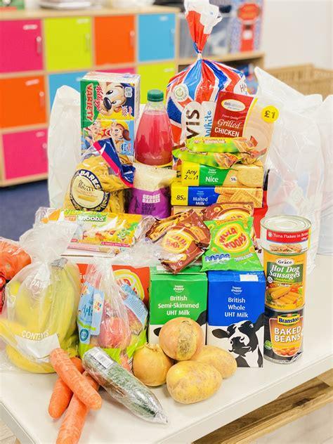 Food Hampers - FreshSteps Independent School