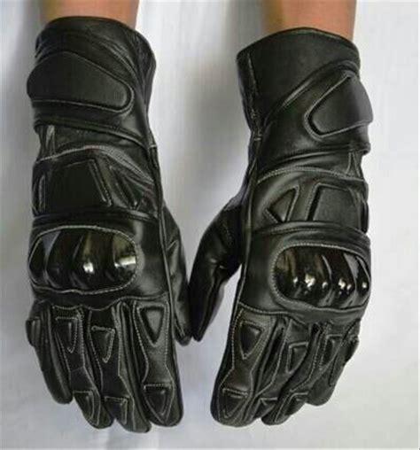 jual sarung tangan kulit asli hitam di lapak irwan irones