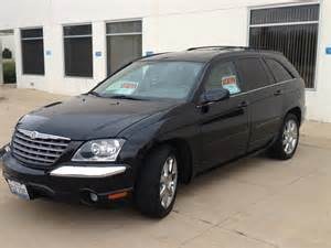 2005 Chrysler Pacifica Limited