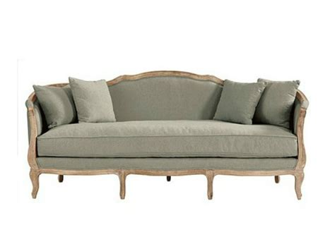 French Style Sofas Country French Style Sofa Hymns And