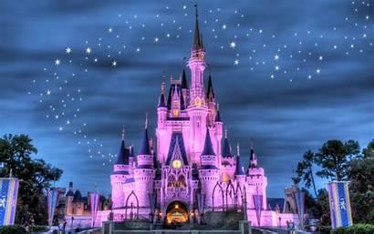 Disneyland Wallpapers Disney Land Castle Desktop Magic