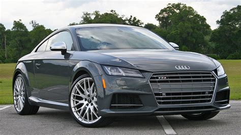 Audi Tts Coupe Driven Review Top Speed