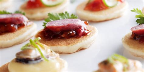 simple canapes easy canape recipes nz food easy recipes