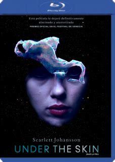 Bajo La Piel (2013) Dvdrip Latino Ciencia Ficción