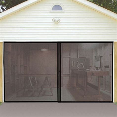 garage door screen kits garage door screen garage screen door kits kimball