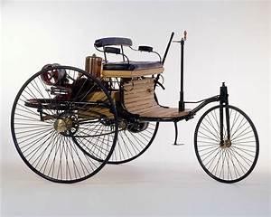 Benz Patent Motor Car  The First Automobile  1885  U2013 1886