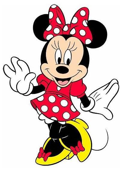 Minnie Mouse Clip Clipart Mini Mickey Cartoon