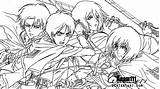 Titan Attack Coloring Pages Colouring Levi Titans Shingeki Kyojin Anime Deviantart Printable Sheets Last Getcolorings Sketch Again Bar Looking Case sketch template